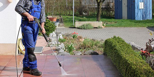 Takarítás, kertészet